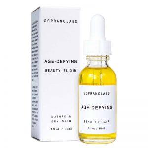 Age Defying Serum vegan natural organic sopranolabs 02