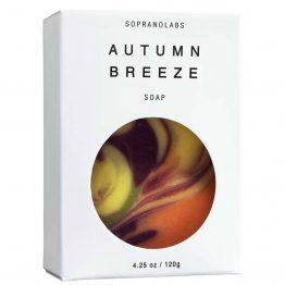 Autumn Breeze soap vegan natural organic sopranolabs
