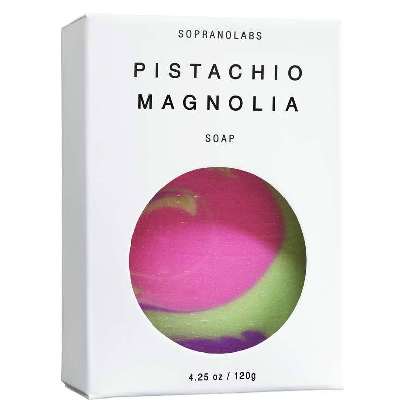 Pistachio-Magnolia-soap-vegan-natural-organic-sopranolabs