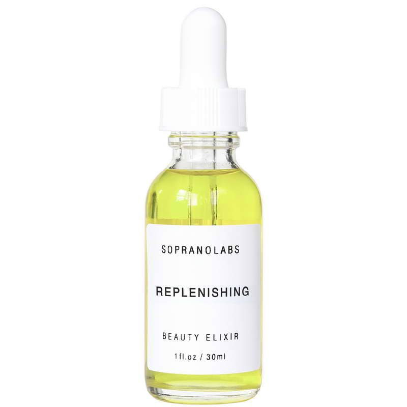 Replenishing Serum vegan natural organic sopranolabs