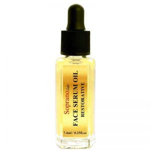 restorative jasmine serum vegan natural organic sopranolabs