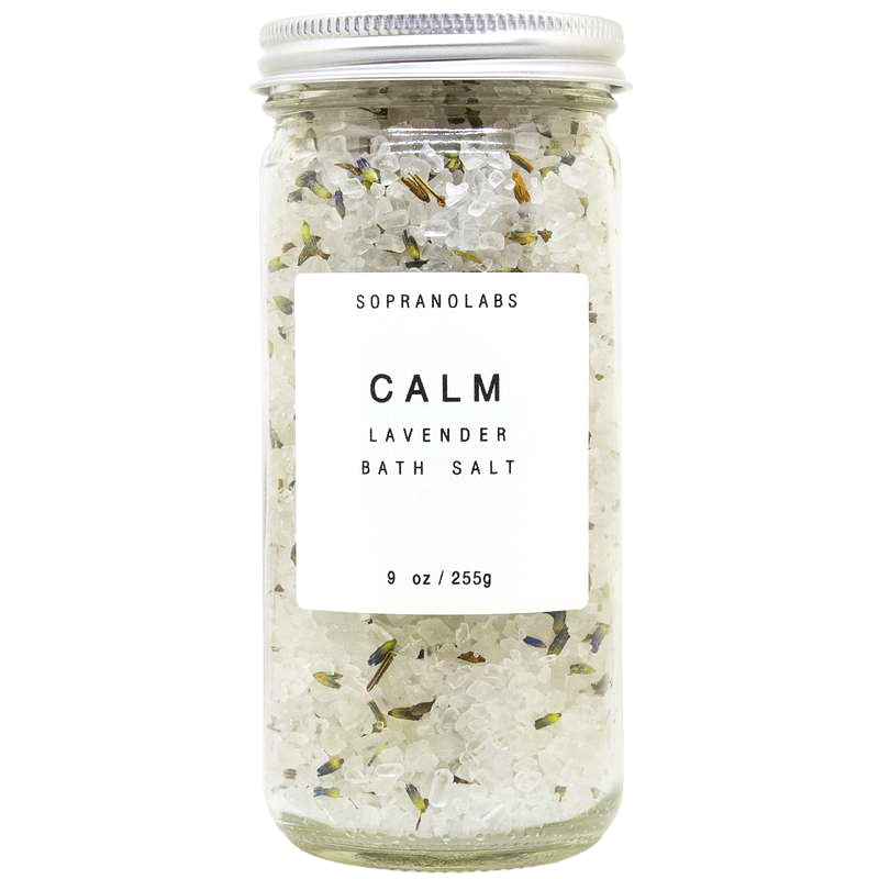 Lavender Calm , Bath Salt