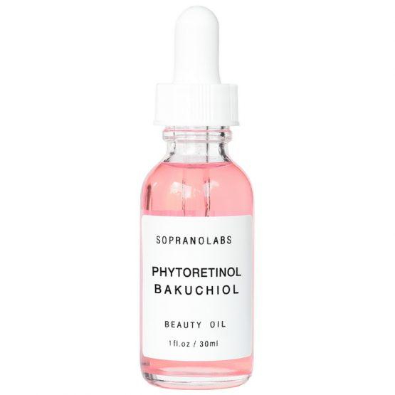 BAKUCHIOL- vegan retinol serum-sopranolabs